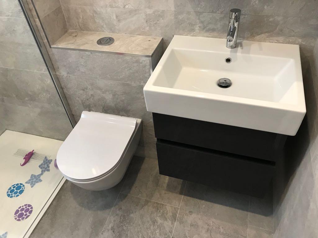 Modern sanitary units