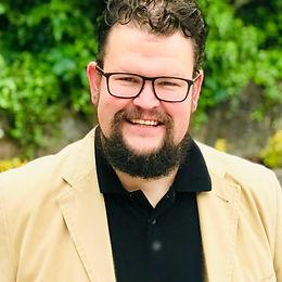 Geoff Whiteman, Th.M., Board Member
