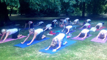Move smart: yoga