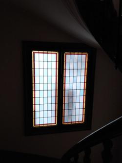 Restauration de vitraux Paris 16ème