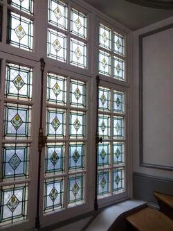 Restauration de vitraux Paris 75017