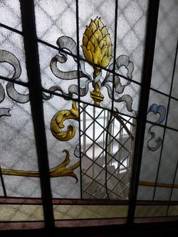 Restauration de vitraux Paris 2ème