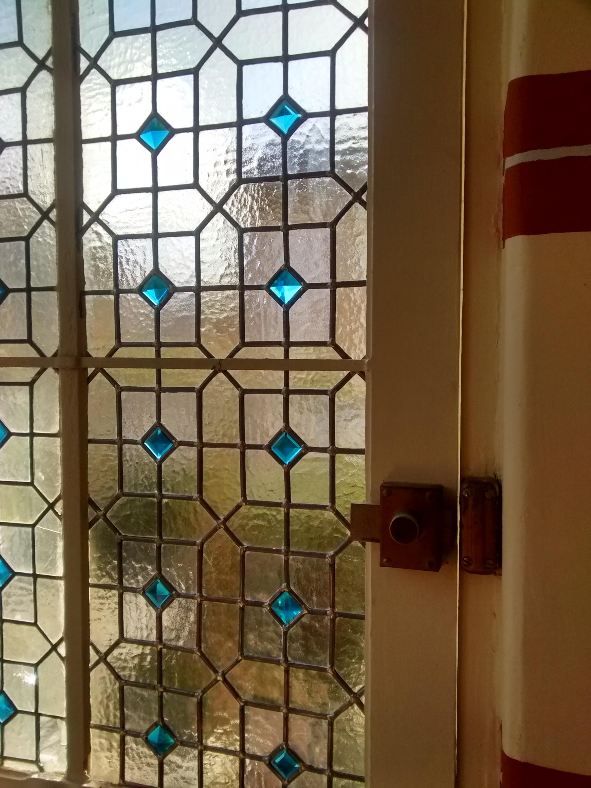 Restauration d'un vitrail Montgeron