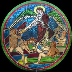 Vitrail Résurrection