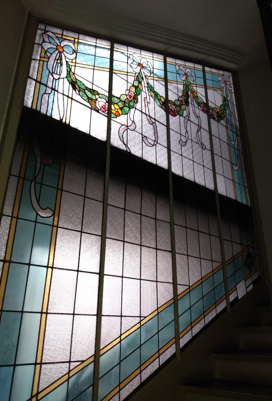 Restauration de vitraux Paris 10ème