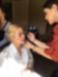 Olivia Tella, Makeup, MUA