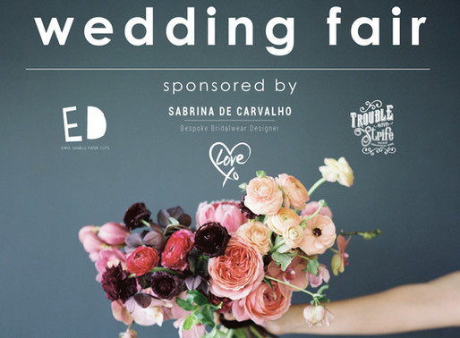 Join us for this Springs Pop-up wedding fair!