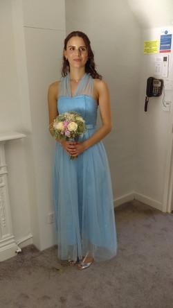 Bridesmaids Alteration