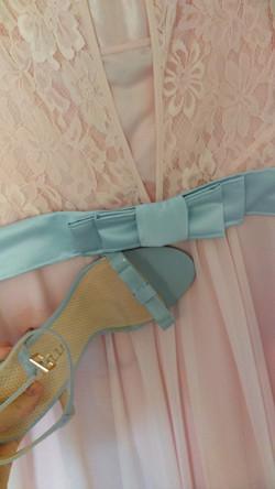 Bespoke Bow Belt