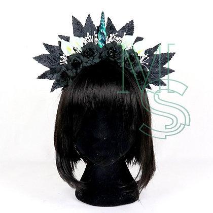 Coiffe Zantedeschia Green Goddess