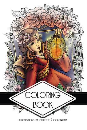 Coloring Book / Livre de Coloriage