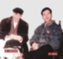 Imi Lichtenfeld e Avi Moyal