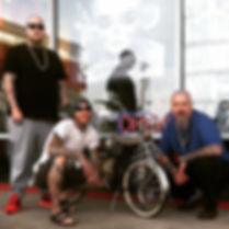 Rader Sconce Tim Sconce TinyTims Tattoo Sinners Corner