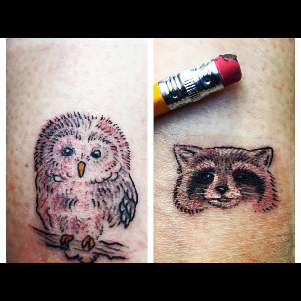 Small Tattoo Minimum Charge