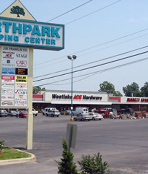 Northpak Shopping Center, Warrensburg, MO