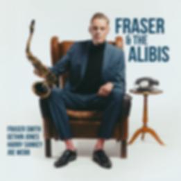 Fraser & the Alibis Album 2 cover cinema
