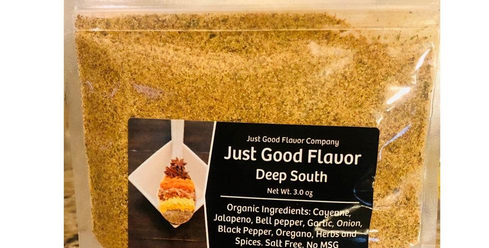 Just Good Flavor Deep South