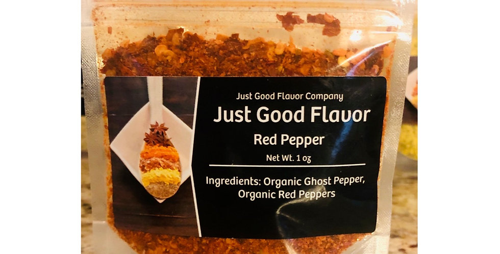 Just Good Flavor Red Pepper
