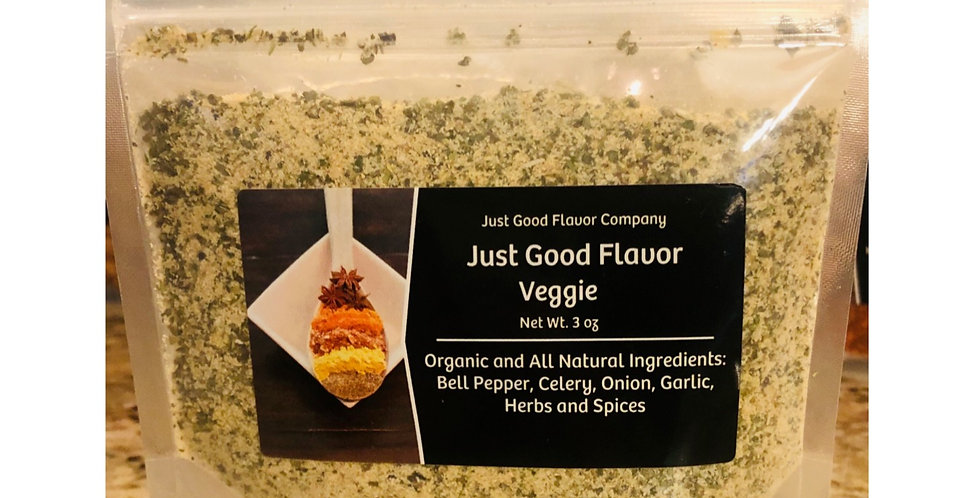 Just Good Flavor Veggie