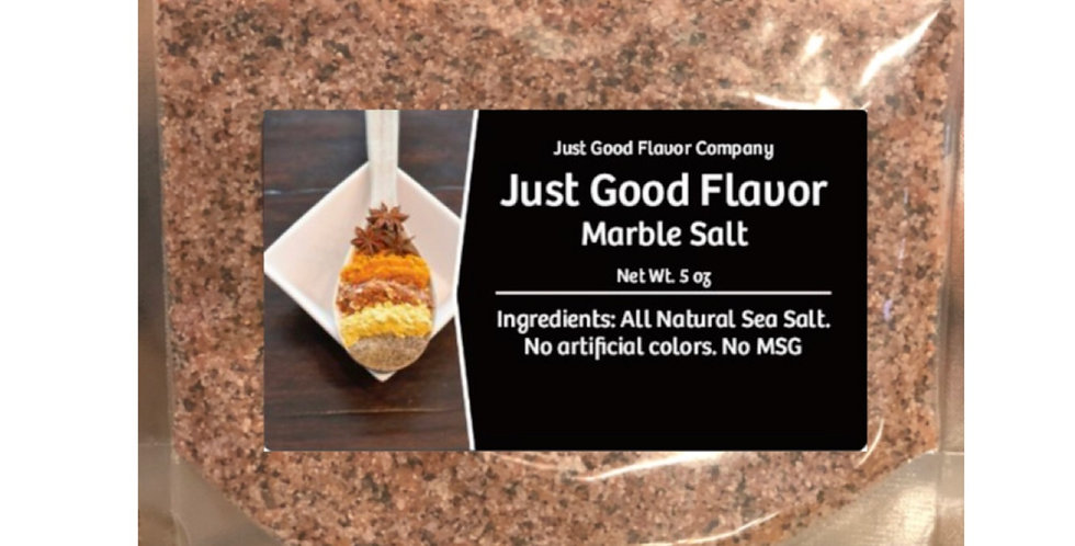 Just Good Flavor Marble Salt