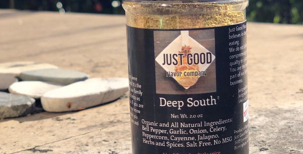 Flavor Buddies: Deep South