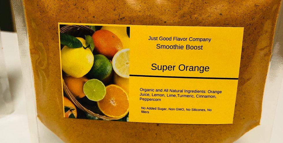 Super Orange Smoothie Boost