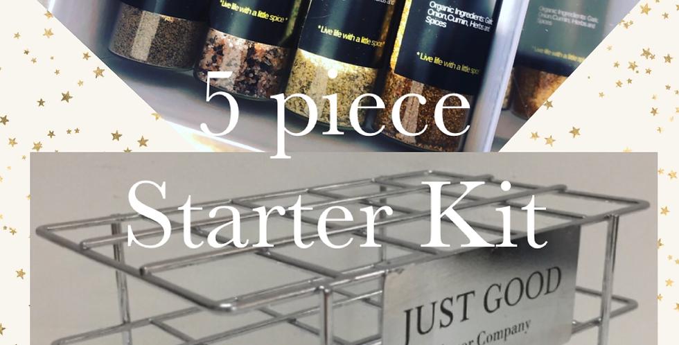 Glass set starter kit