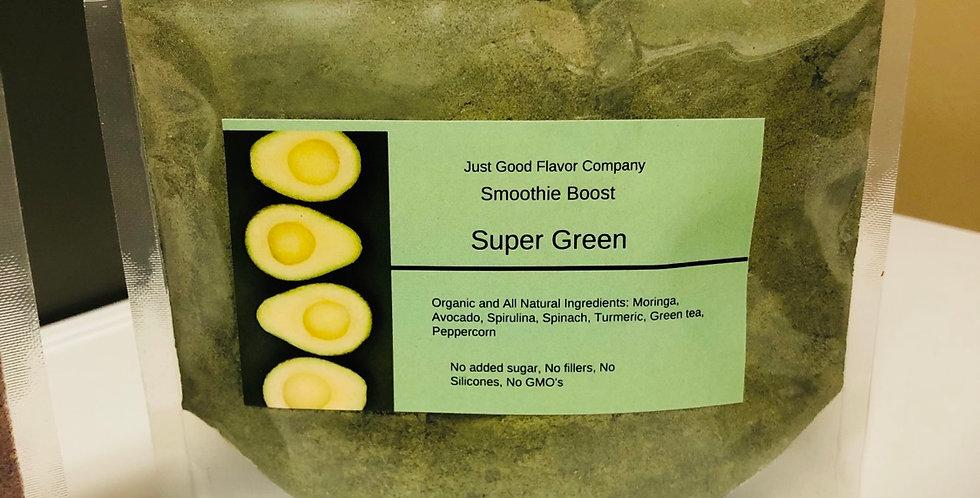 Super Green Smoothie Boost