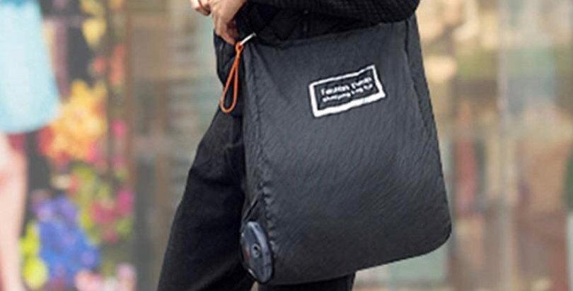Just Good Flavor reusable shopping bag