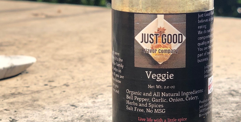 Flavor Buddies: Veggie Blend