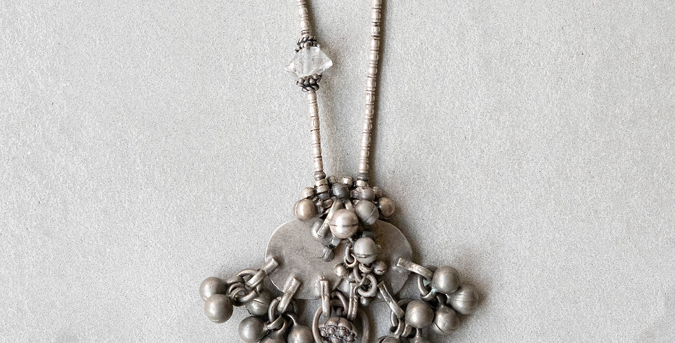 Minakusi Silver Necklace