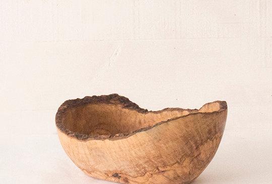 Wood bowl(M)