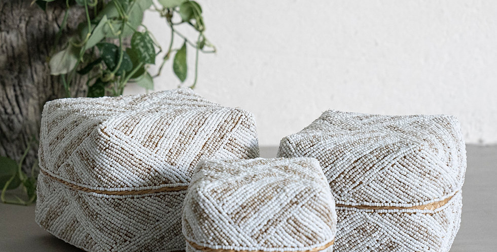 Bead basket_size S,M,L