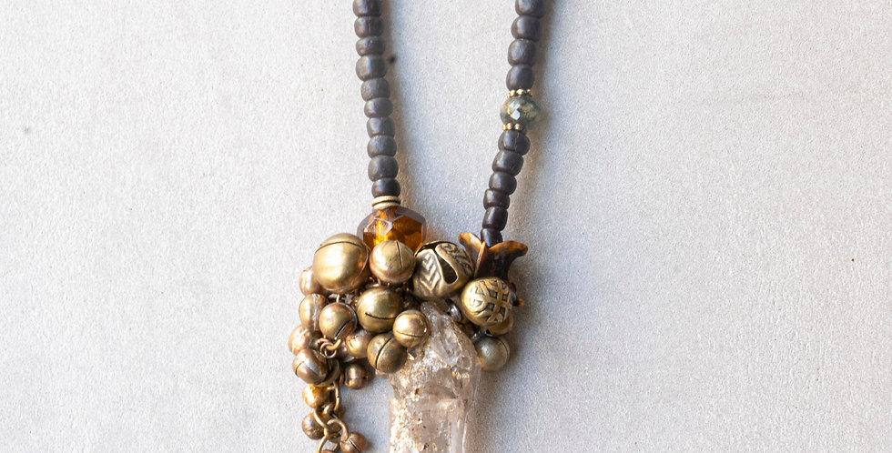 Minakusi Himarayan Quartz Necklace