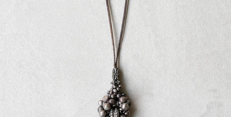 Minakusi Silver Necklace