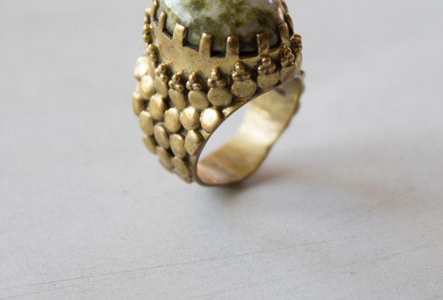 Ring Jasper