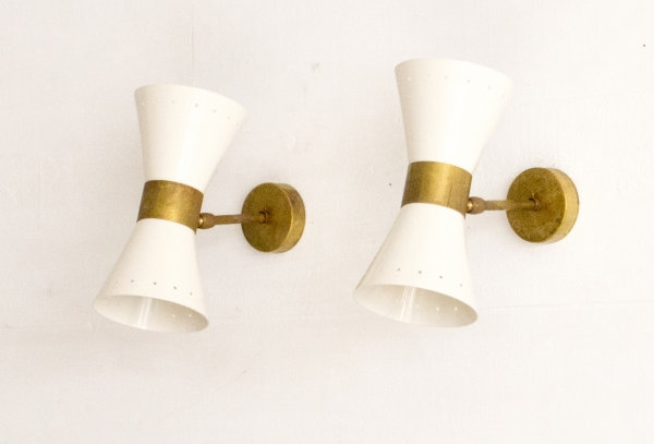 Wall lamp/white