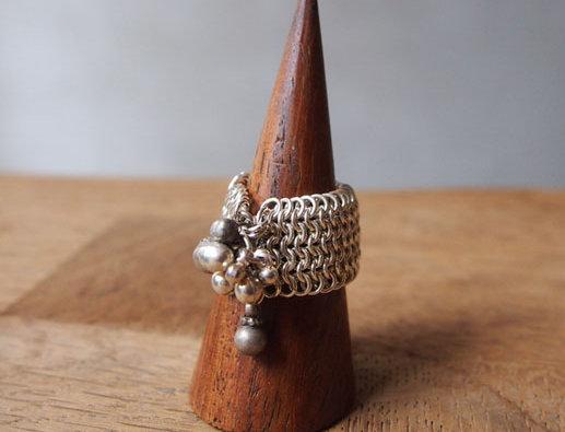 Braid Silver Ring