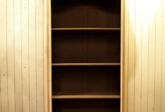 French open shelf