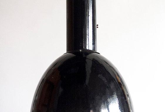 Vintage Black Lamp