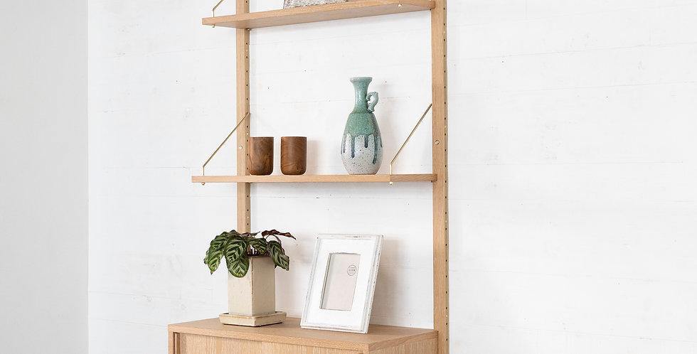 SIEBEN Original Shelf with BOX【W800】