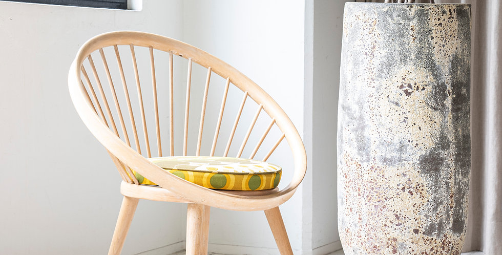 Circle Chair Natural
