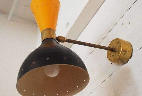 Wall lamp by Stilnovo