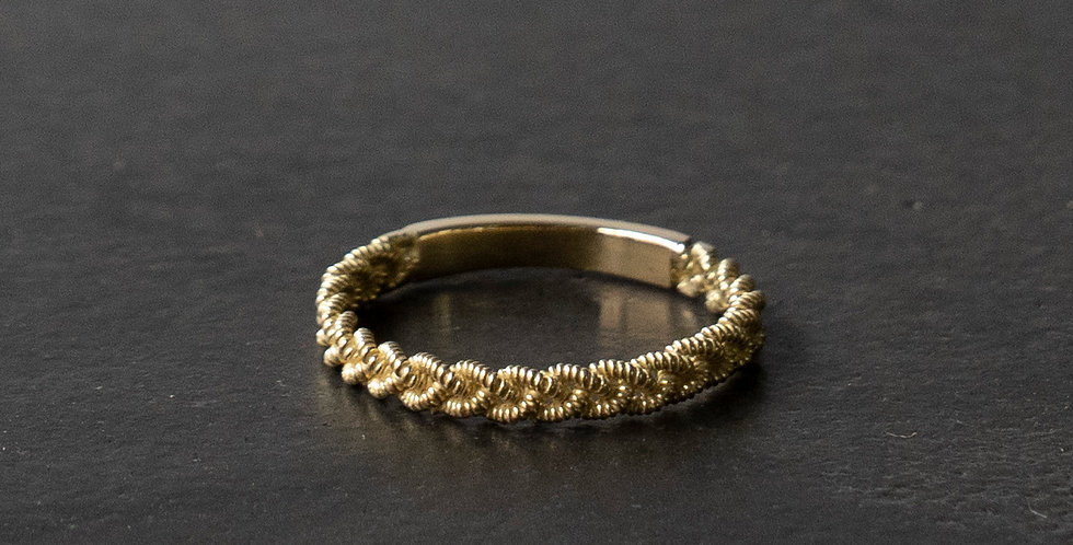 YOHEI NOGUCHI_Ring #3【18k Gold】