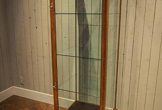 Wood×Glass showcase