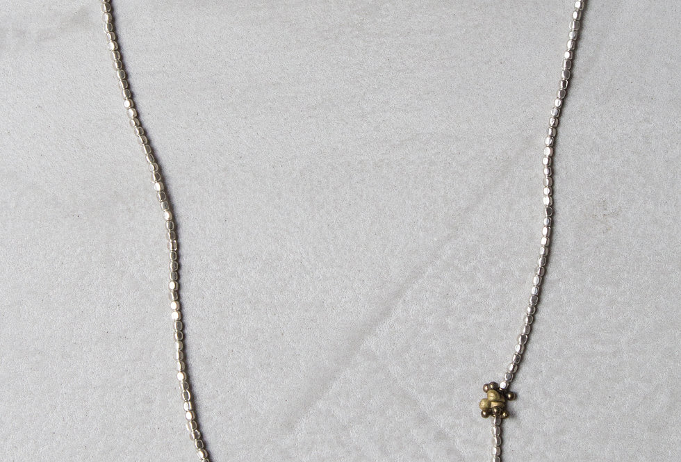 Minakusi_Long Necklace&Bracelet