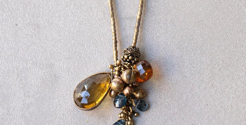 Minakusi Crystal Necklace