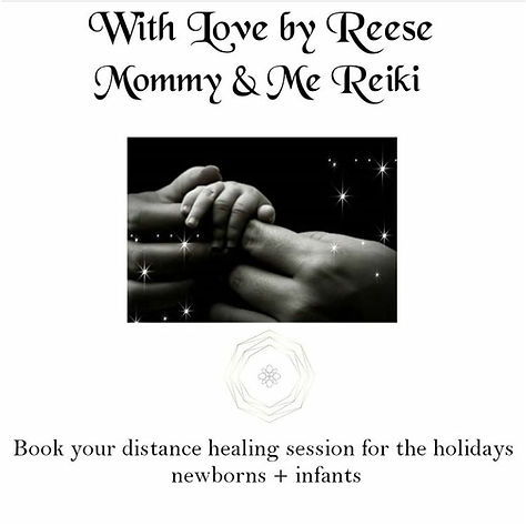 With Love by Reese Reiki &Tarot
