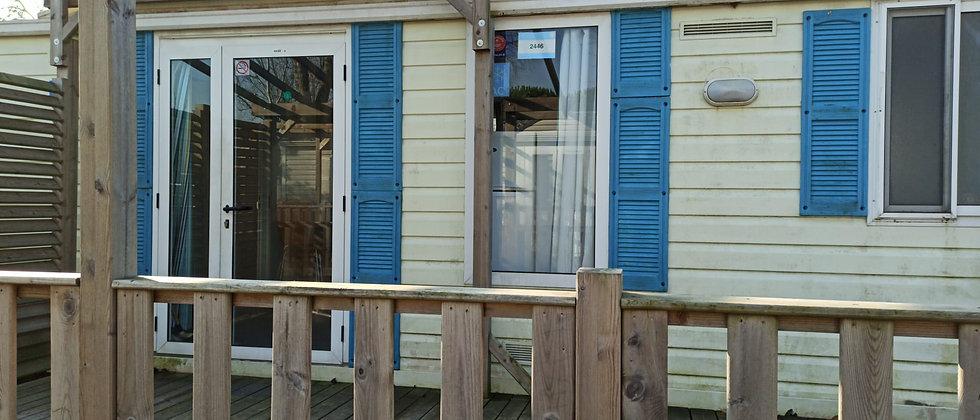 Casa Mobile Shelbox VIVALDI 9.30*4.00 del 2010