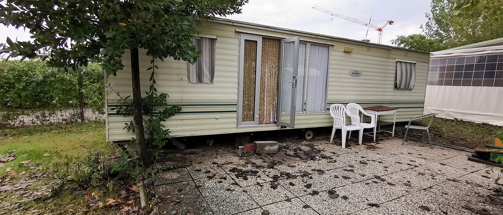 Casa Mobile Willerby PANORAMIC 8.60*3.00 del 2003
